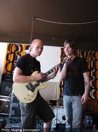 Lasse & Peter