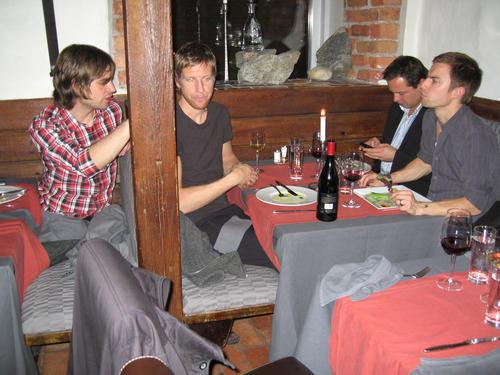 Peter, Martin, Jonas & Bengt