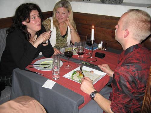 Johanna, Annele & Lasse