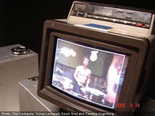 Video screen
