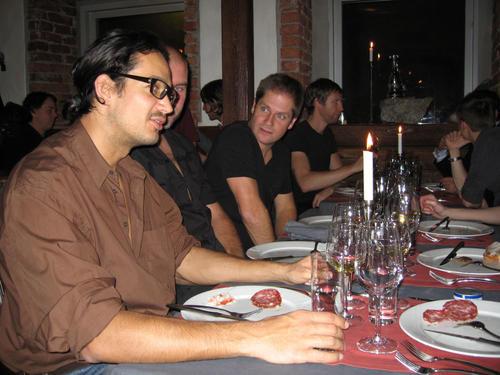 Tomas, Magnus, Christer & Martin