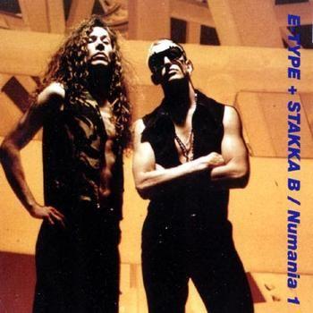 Numania1 & Obey (single, 1992)