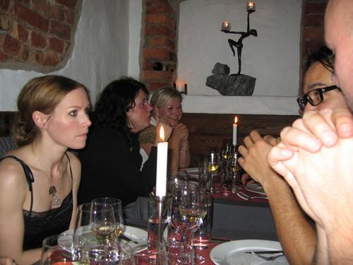 Nina, Johanna, Annele