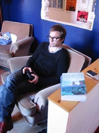 Playstation guy