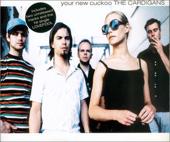Your New Cuckoo (uk single)