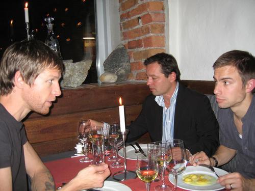 Martin, Jonas & Bengt