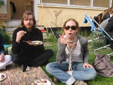 David & Nina