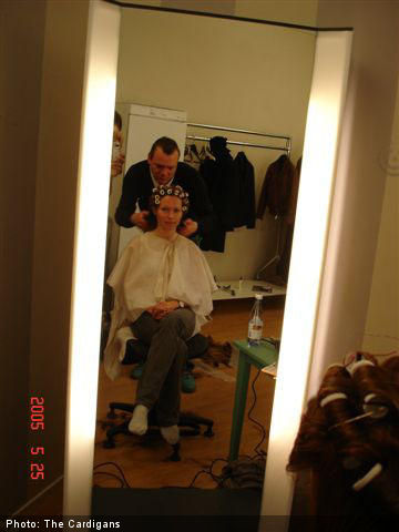 Nina spegel
