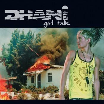 """Omslaget från förstasingeln """"Girl Talk"""""""