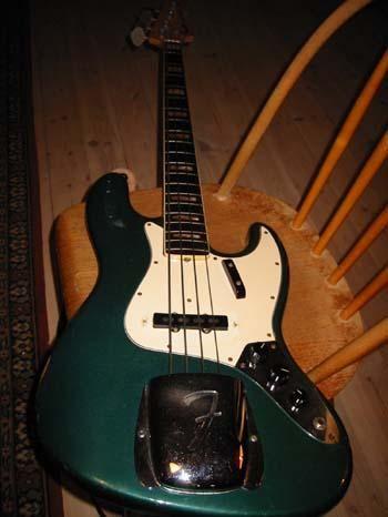 1974 Fender Jazzbass
