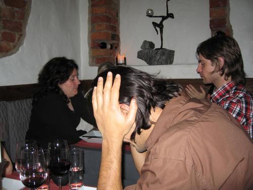 Tomas, Peter & Johanna