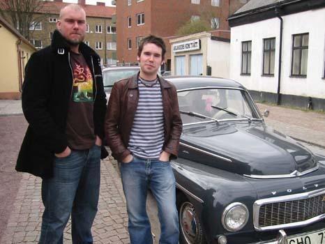 Magnus & Rory