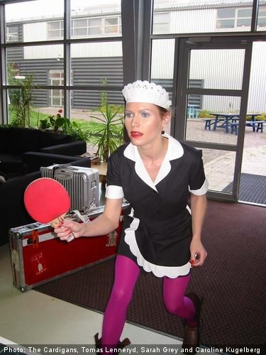 Nina ping pong