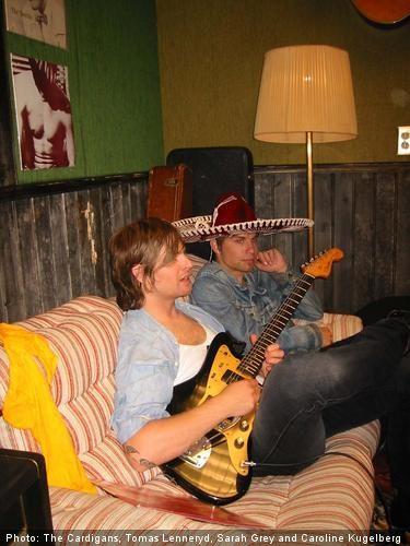 Peter and Bengt